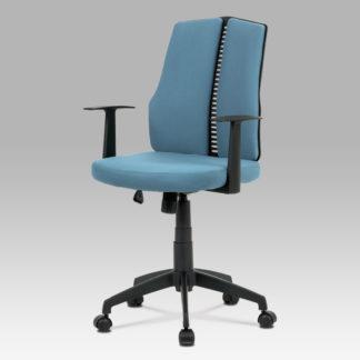 Kancelářská židle KA-E826 BLUE, modrá
