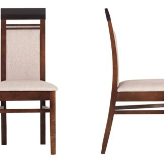 FR 13 - Jídelní židle FORREST FR13, ořech tmavý