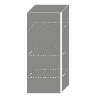 PLATINUM, skříňka horní W4 40, korpus: bílý, barva: vanilla