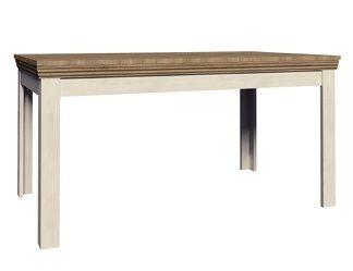 ROYAL rozkládací jídelní stůl ST, borovice norská/dub divoký