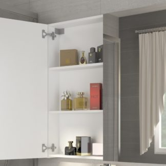 Koupelnová skříňka DELLA 60 cm, bílá
