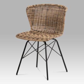 Jídelní židle SF-825 TRI, hnědá