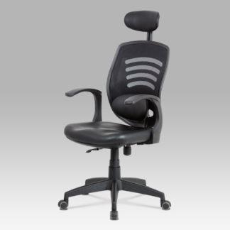 Kancelářská židle KA-D706 BK, černá