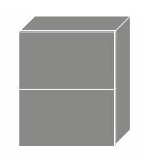 EMPORIUM, skříňka horní W8B 60 AV, korpus: bílý, barva: white