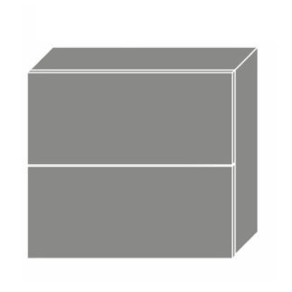 EMPORIUM, skříňka horní W8B 80 AV, korpus: grey, barva: grey stone
