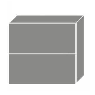 EMPORIUM, skříňka horní W8B 80 AV, korpus: lava, barva: grey stone