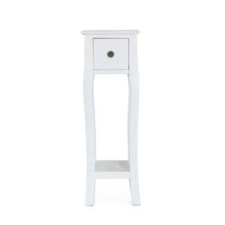 WAGNER 3 stolík, bílá