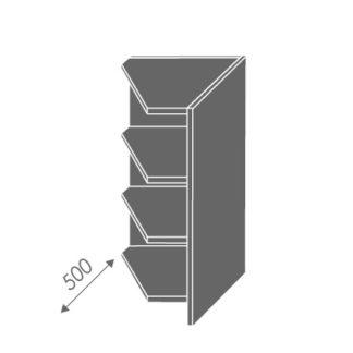 EMPORIUM, dolní roh D6 30, grey