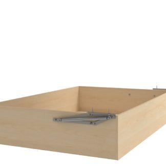 Úložný prostor k posteli UNO 120x200 cm, javor světlý