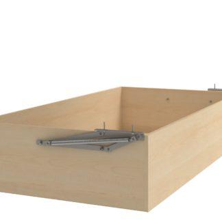 Úložný prostor k posteli UNO 90x200 a 180x200 cm, javor světlý