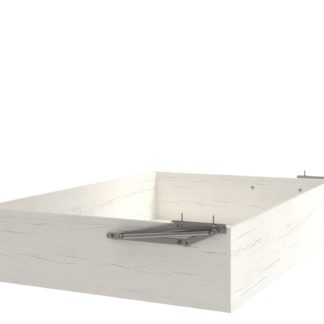 Úložný prostor k posteli UNO 120x200 cm, pino aurelio