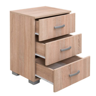 MATIS 3F noční stolek, dub