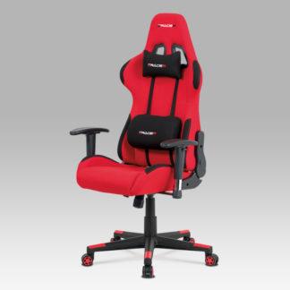Kancelářská židle KA-F05 RED, červená