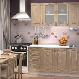 Kuchyně CITY 180, Anigre lesk