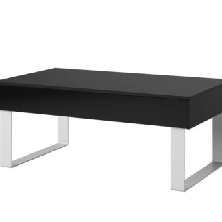 CALABRINI konferenční stolek I, černá