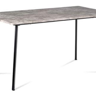 Jídelní stůl 150x80 MDT-2100 BET, beton/kov