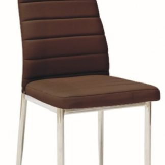 Jídelní židle H-261 hnědá - FALCO