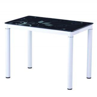 Jídelní stůl Damar B828 černá - FALCO