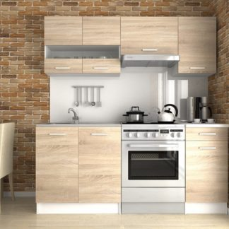 Kuchyňská linka Lulu III 120/180 sonoma - FALCO