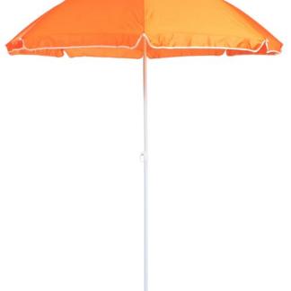 Slunečník Umbrelia  (ø 160 cm), oranžový