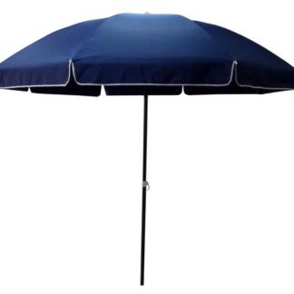 Slunečník Umberto (ø 240 cm), modrý