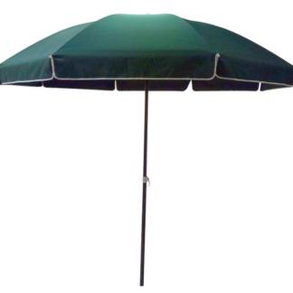 Slunečník Umberto (ø 240 cm), zelený