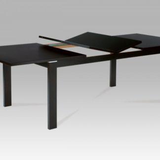(T-4600) Jídelní stůl rozkládací 180+44+44x100 cm, barva wenge BT-6760 BK Autronic