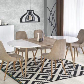 Jídelní stůl rozkládací EDWARD Halmar Dub san remo