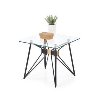 Konferenční stolek ALLEGRA čtverec Halmar