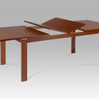 (T-4600) Jídelní stůl rozkládací 180+44+44x100 cm, barva třešeň BT-6760 TR3 Autronic