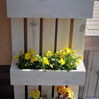 Květináče EUR PALETA Rojaplast
