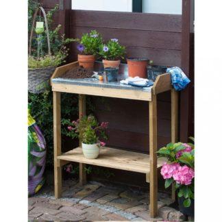 Přesazovací stolek pro výsev a výsadbu Dekorhome