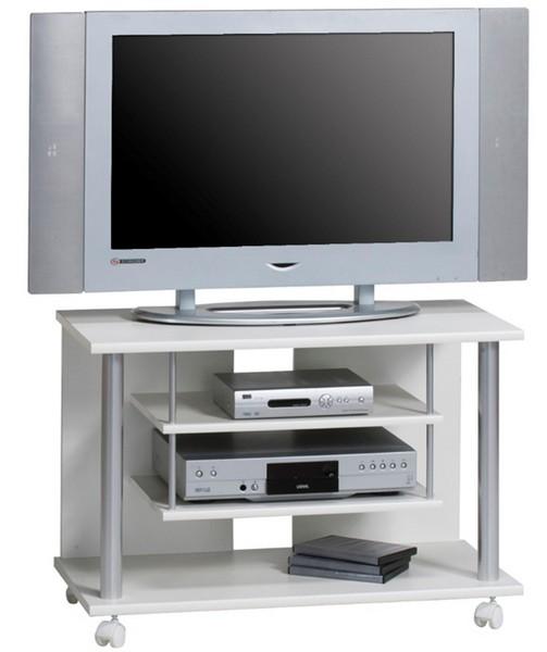 Asko TV stolek Typ 1898, bílý