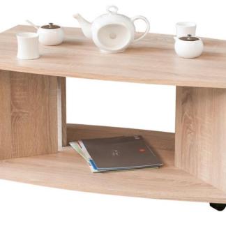 Asko Konferenční stolek Pompa, dub sonoma