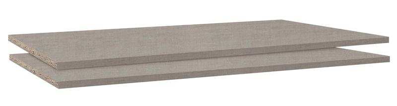 Asko Set polic do skříně 111 cm (2 ks) Typ A0033-9F02