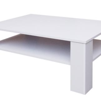 Asko Konferenční stolek Doux, bílý