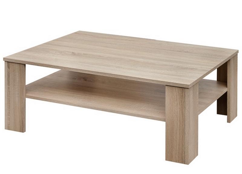 Asko Konferenční stolek Doux, dub sonoma