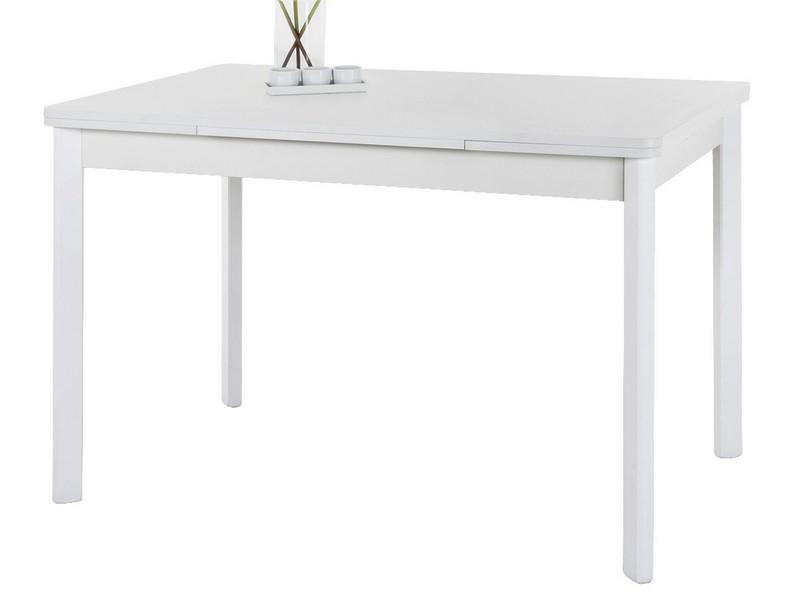 Asko Jídelní stůl Bremen II 90x65 cm, bílý