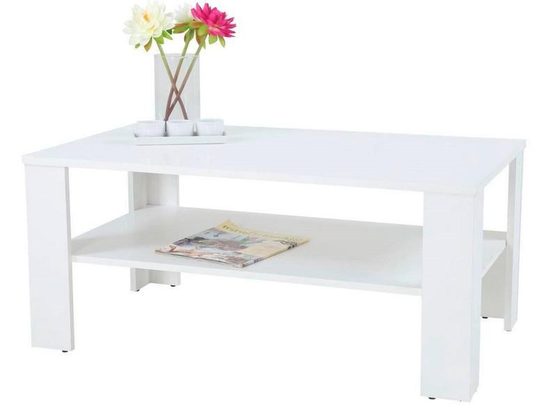 Asko Konferenční stolek Luca, bílý