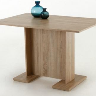 Asko Jídelní stůl Ines 108x68 cm, dub sonoma