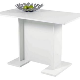 Asko Jídelní stůl Ines 108x68 cm, bílý
