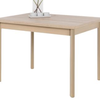 Asko Jídelní stůl Bremen I 110x70 cm, dub sonoma