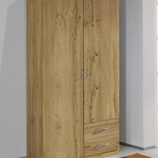 Asko Šatní skříň Case, 91 cm, dub wotan