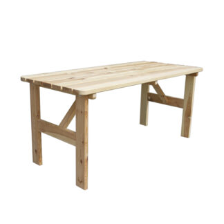VIKING stůl - 150cm 180cm 200cm ROJAPLAST 180x70 cm