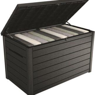 ONTARIO box 870l - Keter Antracit