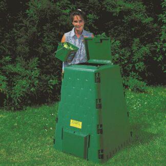 Kompostér 420l plast Dekorhome