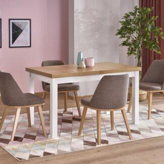 Jídelní stůl TIAGO 2 rozkládací 140/220 Halmar
