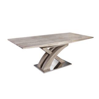 Jídelní stůl rozkládací 160/200 BONET Typ 2 dub sonoma Tempo Kondela