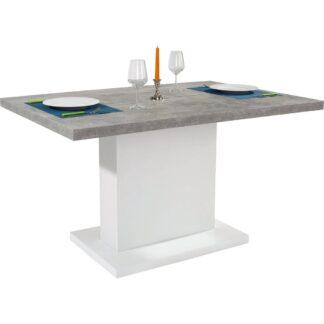 Möbelix Jídelní Stůl Madrid 138 Cm