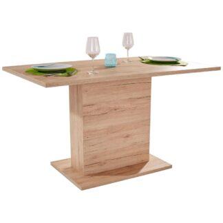 Möbelix Jídelní Stůl Oskar 138